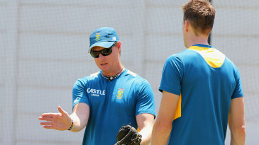Lance Klusener has been added to South Africa's coaching staff