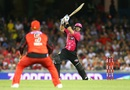 Michael Lumb struck a rapid half-century, Melbourne Renegades v Sydney Sixers, Big Bash League 2015-16, Melbourne, December 23, 2015