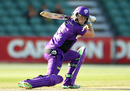 Heather Knight's 50 at the top of order lifted Hobart Hurricanes, Hobart Hurricanes v Adelaide Strikers, Women's Big Bash League 2015-16, Launceston, December 12, 2015