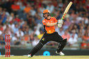 Michael Klinger anchored the chase, Perth Scorchers v Brisbane Heat, BBL 2015-16, Perth, December 26, 2015
