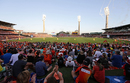The BBL game at the WACA saw another sellout crowd, Perth Scorchers v Sydney Sixers, Big Bash League 2015-16, Perth, January 2, 2016