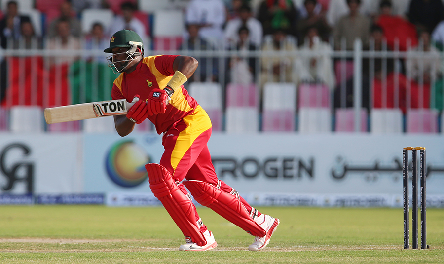 Hamilton Masakadza, though, stayed firm, his gritty 83 leading a recovery