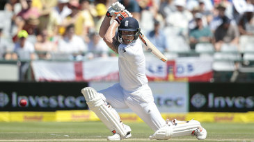 Ben Stokes slots away another cover drive