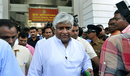 Arjuna Ranatunga lost the election for the SLC vice-president's post, Colombo, January 3, 2016