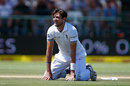 Steven Finn bowled a sharp morning spell, for no reward, South Africa v England, 2nd Test, Cape Town, 3rd day, January 4, 2016
