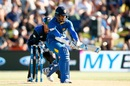 Milinda Siriwardana employs some finesse, New Zealand v Sri Lanka, 5th ODI, Mount Maunganui, January 5, 2016
