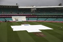 Rain continued to lash Sydney, Australia v West Indies, 3rd Test, Sydney, 4th day, January 6, 2016