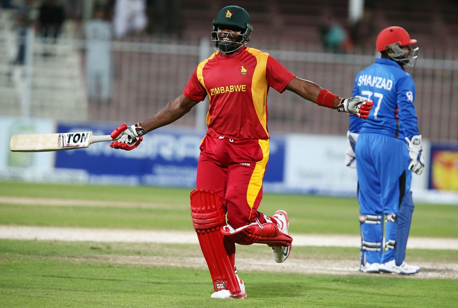 That, however, did not stop Masakadza from racing to his fourth ODI century