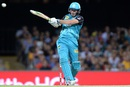 Nathan Reardon scored an unbeaten 40, Brisbane Heat v Adelaide Strikers, BBL 2015-16, Brisbane, January 8, 2016