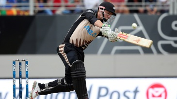 Colin Munro smacked seven sixes in his 14-ball 50