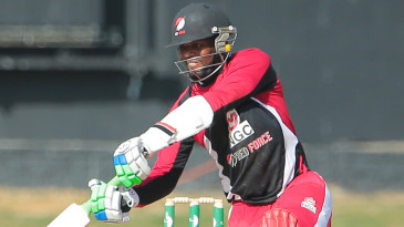 Kyle Hope hits the winning runs after registering his maiden List A fifty