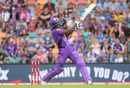 Darren Sammy's 12-ball 28 was in vain, Hobart Hurricanes v Perth Scorchers, BBL 2015-16, Hobart, January 10, 2016