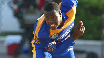 Carlos Brathwaite claimed two wickets