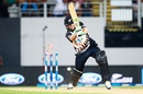 Todd Astle was bowled for 1 on debut, New Zealand v Pakistan, 1st T20I, Auckland, January 15, 2016