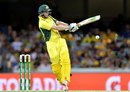 George Bailey launched a calculated fifty, Australia v India, 2nd ODI, Brisbane, January 15, 2016