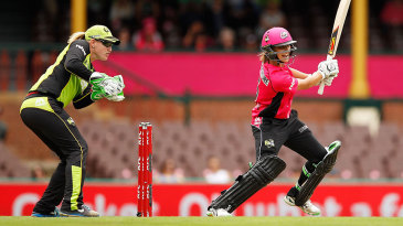 Ashleigh Gardner made 55 off 36 balls