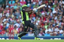 Andre Russell whacked 46 off 20 balls, Sydney Sixers v Sydney Thunder, BBL 2015-16, SCG, January 16, 2016