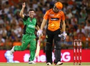 Daniel Worrall struck early in the chase, Perth Scorchers v Melbourne Stars, BBL 2015-16, Perth, January 16, 2016