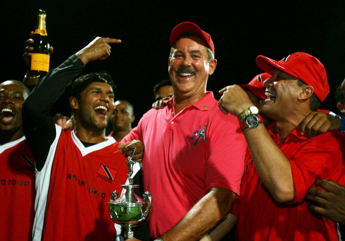 Tony Cozier: The dark stain of Allen Stanford on West Indies