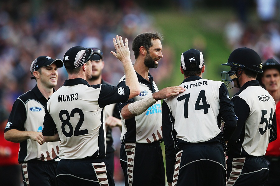 New Zealand National Anthem In Cricket