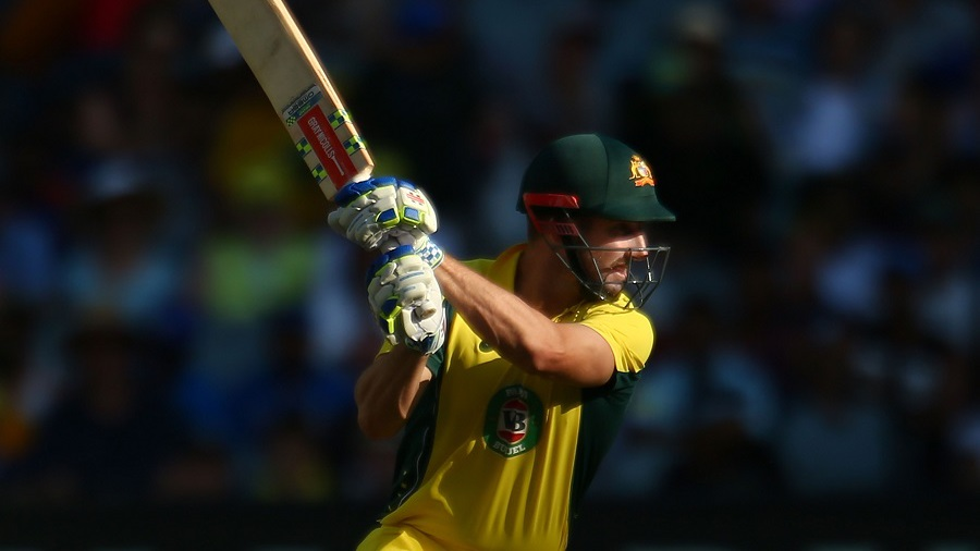 Shaun Marsh and Steven Smith however set the tone for the chase with a steady 64-run stand