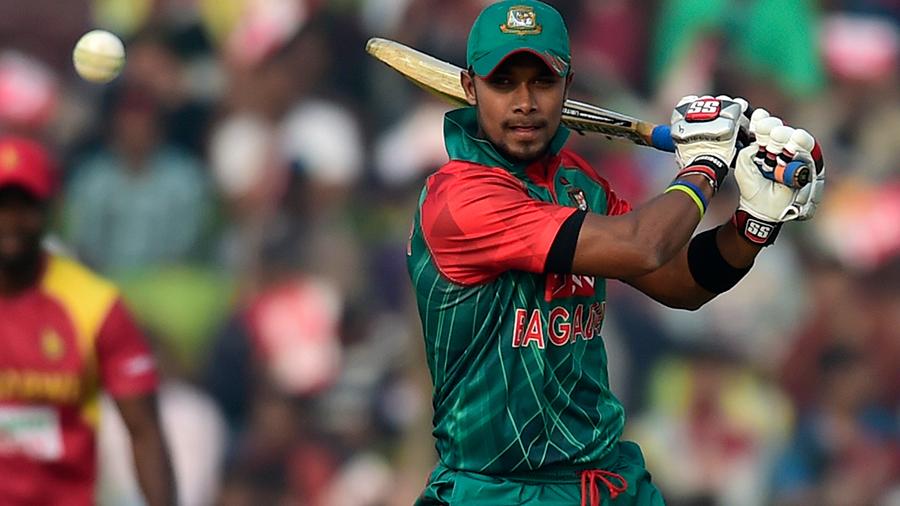 Sabbir Rahman top-scored with a swift 43 off 30 balls