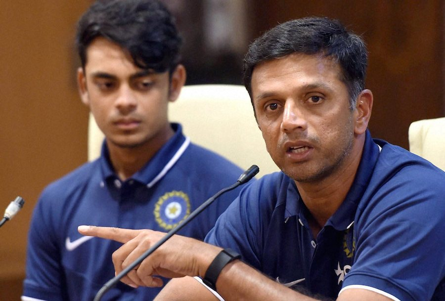 Rahul Dravid Not Keen on Making Yo-Yo Test Mandatory for Junior Team 2
