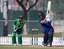 James Vince drives during his 70, Pakistan A v England Lions, 1st one-dayer, Dubai, January 20, 2016