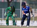 Tom Westley was bowled first ball, Pakistan A v England Lions, 1st one-dayer, Dubai, January 20, 2016