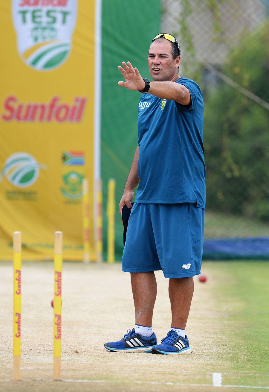 Russell Domingo Re-Applies For South Africa Head Coach's Post 1