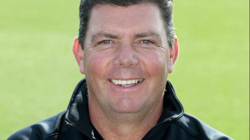 Keith Greenfield has been appointed Sussex's director of cricket
