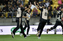 Corey Anderson backed his 42-ball 82 with key wickets on the field, New Zealand v Pakistan, 3rd T20I, Wellington, January 22, 2016