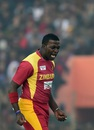 Tendai Chisoro picked up two early wickets, Bangladesh v Zimbabwe, 4th T20I, Khulna, January 22, 2016