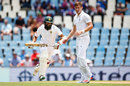 Chris Woakes struggled for control on his recall to the Test side, South Africa v England, 4th Test, Centurion, 1st day, January 22, 2016