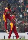 Tendai Chisoro and Neville Madziva led Zimbabwe's bowling effort, Bangladesh v Zimbabwe, 4th T20I, Khulna, January 22, 2016