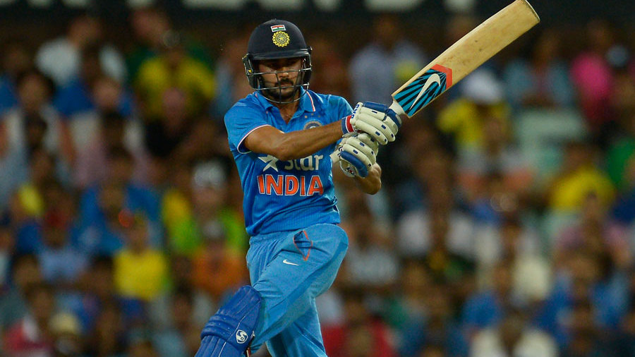 Pandey, Pant fifties, Siraj three-for thrash Afghanistan A
