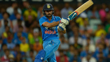 Manish Pandey produced a quick fifty