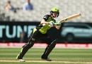 Rachael Haynes anchored the Thunder chase, Sydney Sixers v Sydney Thunder, Women's BBL final, Melbourne, January 24, 2016