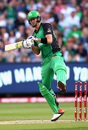 Kevin Pietersen struck a quick fifty, Melbourne Stars v Sydney Thunder, BBL final 2015-16, Melbourne, January 24, 2016