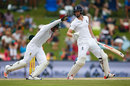 Chris Woakes was caught at slip via a deflection off the wicketkeeper's knee, South Africa v England, 4th Test, Centurion, 3rd day, January 24, 2016
