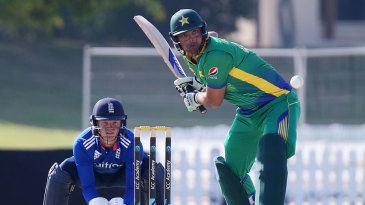 Khurram Manzoor anchored Pakistan A with 113