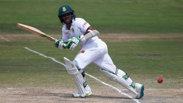 Temba Bavuma played another attractive innings
