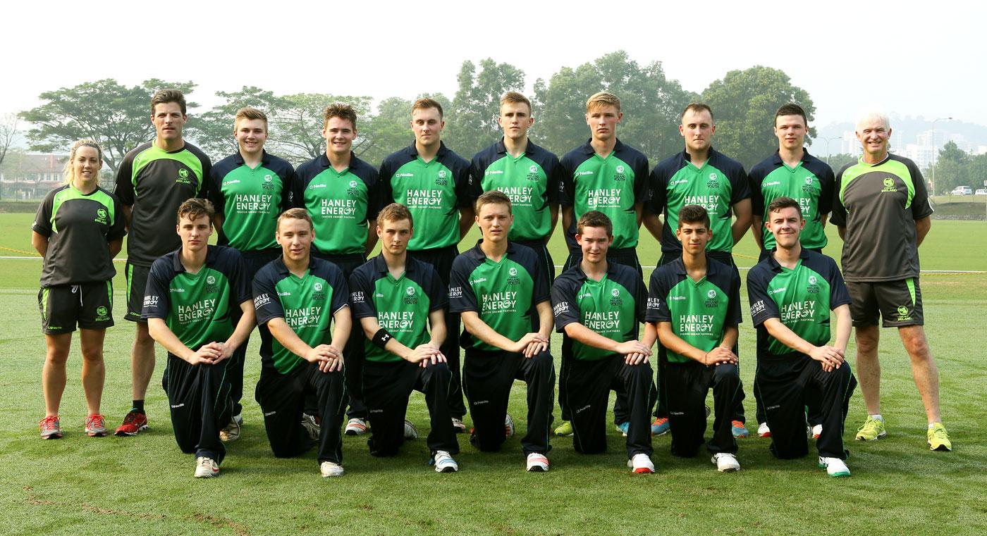 Ireland Cricket Team Background 8