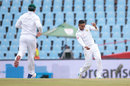 Dane Piedt claimed the big wicket of Joe Root, South Africa v England, 4th Test, Centurion, 5th day, January 26, 2016