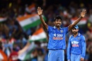 Jasprit Bumrah impressed on T20 international debut as well, Australia v India, 1st T20 international, Adelaide, January 26, 2016