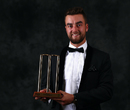 South Australia batsman Alex Ross was named the Bradman Young Cricketer of the Year, Melbourne, January 27, 2016