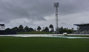 It was a gloomy day at McLean Park, New Zealand v Pakistan, 2nd ODI, Napier, January 28, 2016