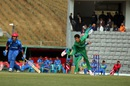 Hasan Mohsin picked up 3 for 24, Pakistan v Afghanistan, Under-19 World Cup 2016, Sylhet, January 28, 2016
