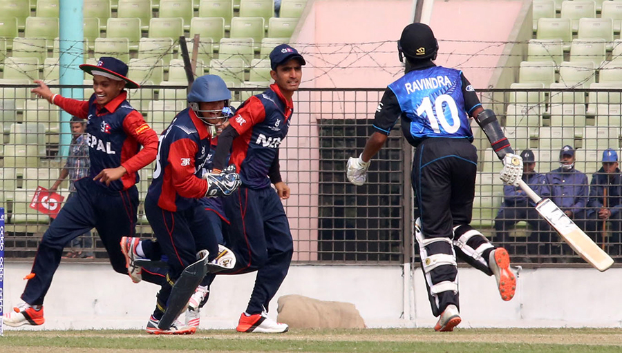 Memories of 2006 inspire Nepal to another triumph over NZ