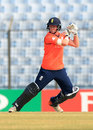 Callum Taylor scored 59 off 67 balls, England v West Indies, Under-19 World Cup, Group C, January 29, 2016